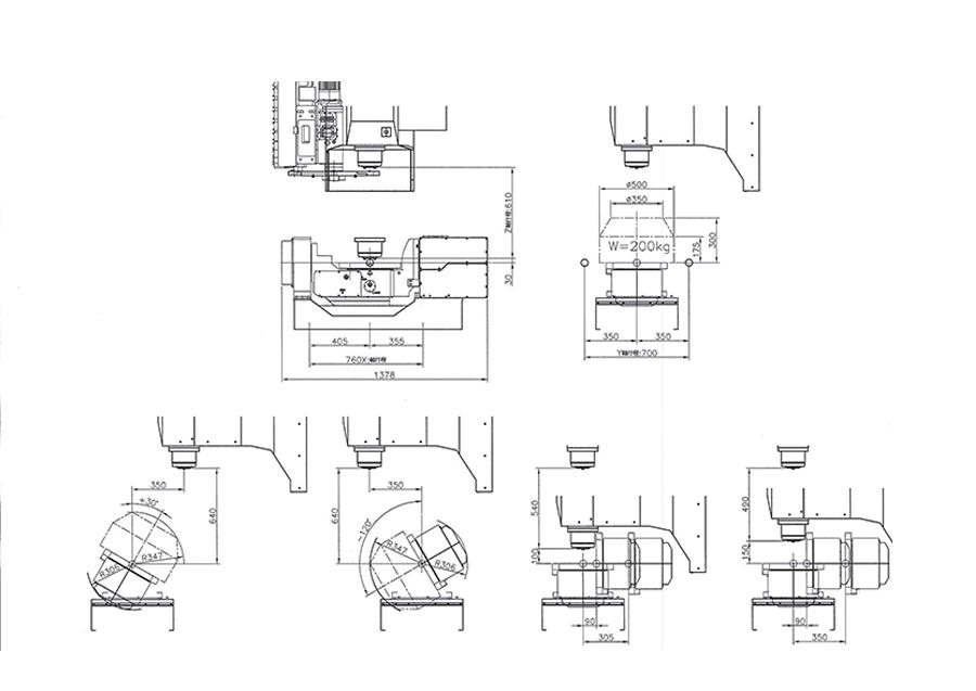 機器加工區域